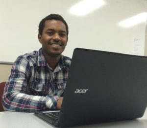 Meron Kibrom, a computer science student at Dalhousie University, joins the Nova Communications team this summer as a co-op student.